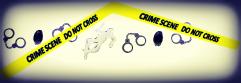 Crime Scene border graphic