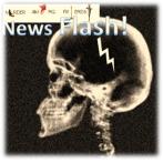 Murder Among Friends News Flash
