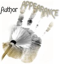 Author Appearance Logo