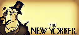 Logo for New Yorker magazine