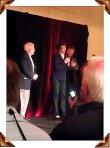 Bouchercon 2012 Anthony Presentation to Dana Cameron, Best Short Story