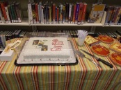 Jamie Freveletti's cake