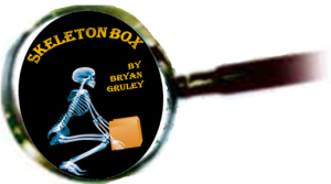 Skeleton with Box graphic