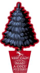 Cozy Mystery Christmas Tree