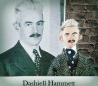 Dashiell Hammet Doll