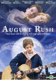 August Rush cover