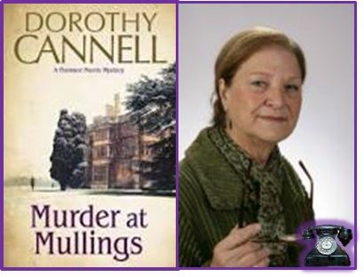 Author and Murder at Mullings cover