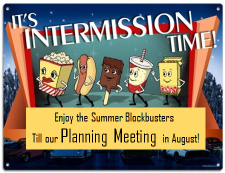 July Intermission