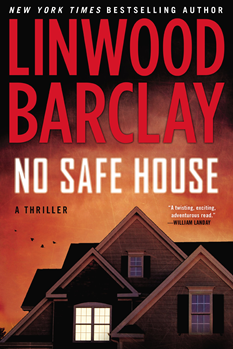 "Cover of ""No Safe House"""