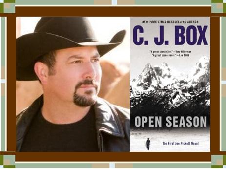 Box Open Season cover graphic