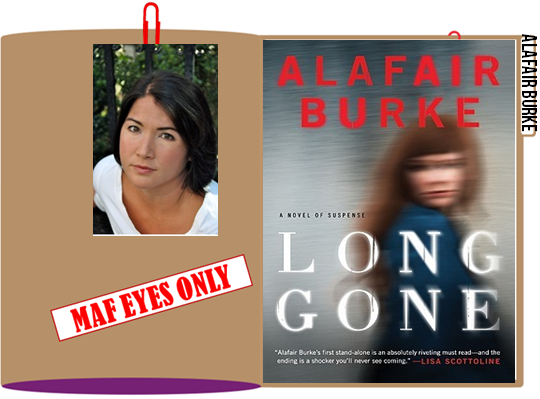 Alafair Burke with Long Gone cover