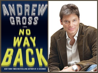 Author Gross with No Way Back cover