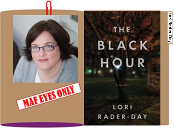 Lori Rader-Day MAF Folder graphic