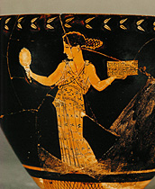 Kalista on Greek Urn