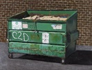 What You See_Dumpster