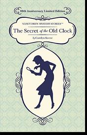 Nancy Drew Secret of Old Clock graphic