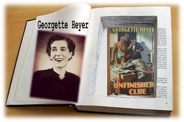 Georgette Heyer graphic