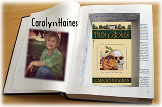 Carolyn Haines graphic