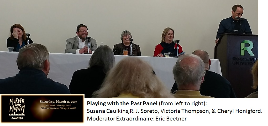 Historical Mystery Panel
