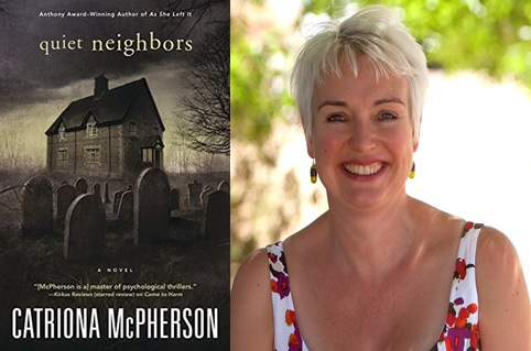 McPherson With Quiet Neighbors Cover