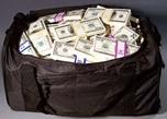 Bag of Money graphic