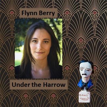 Flynn BerryBest  First Novel Winner graphic
