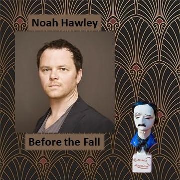Noah Hawlye Best Novel graphic