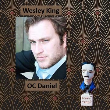 Wesley King Best Juvenile Winner graphic