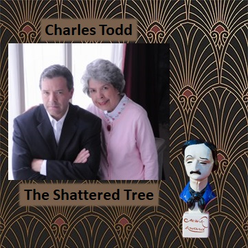 Charles Todd Mary Higgins Clark Award Wiiner graphic