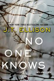 No One Knows by J T Ellison cover