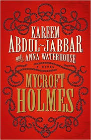 Mycroft Homes Book Cover