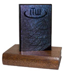 International Thriller Award statue