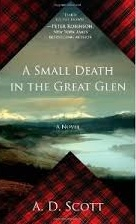 A Small Death in the Great Glen Book  Cover