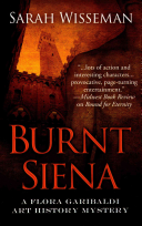 Burnt Siena book cover