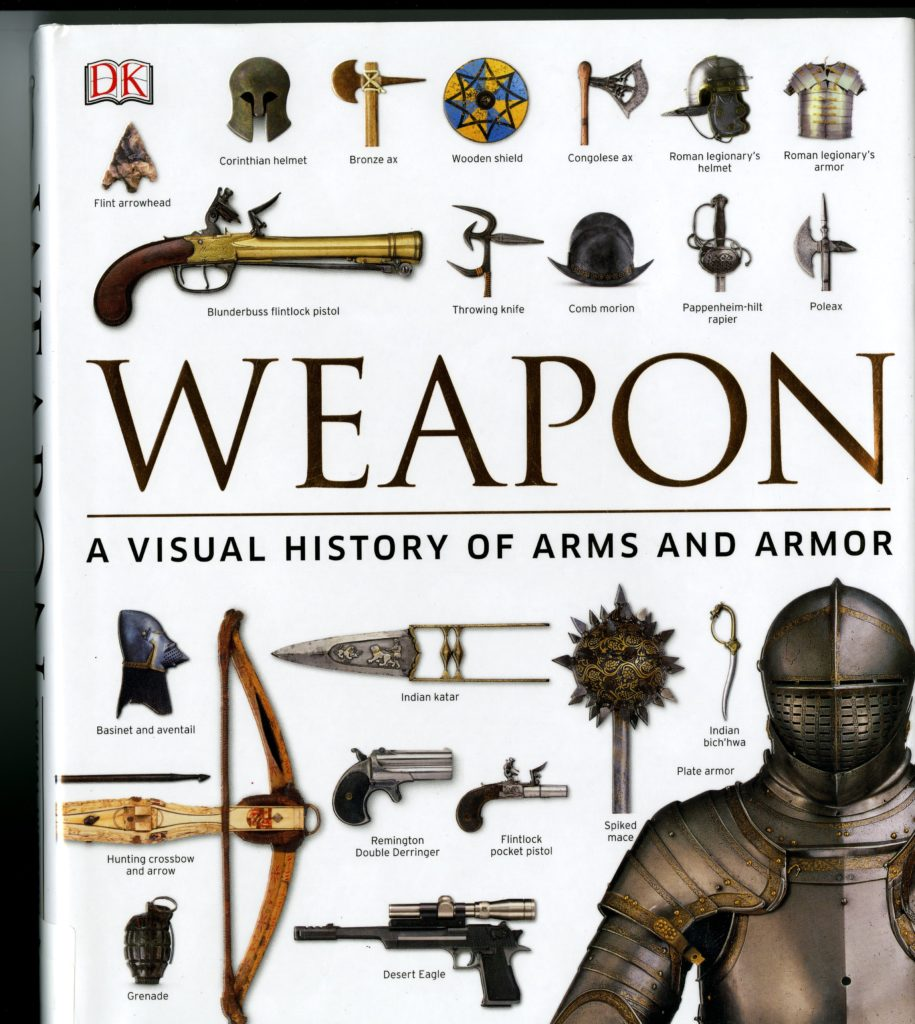 Weapons graphic