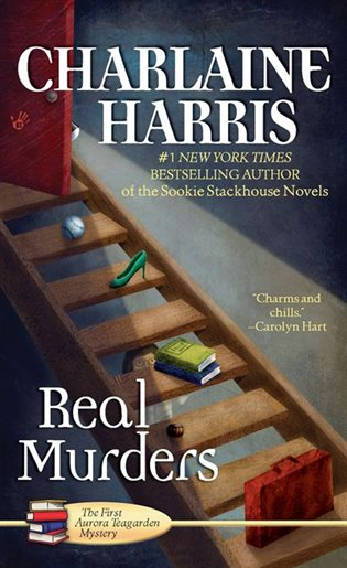 Charlaine Harris Real Murders Cover