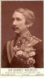 Sir Garnet Wolseley graphic