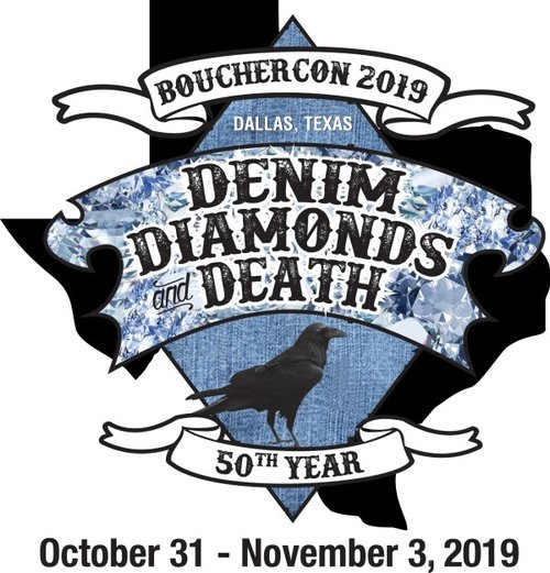 Bouchercon 2019 - Dallas