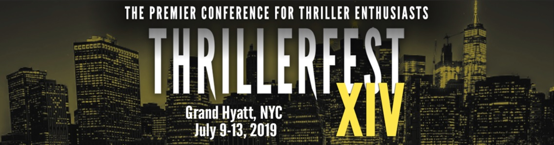 International Thriller Logo for ThillerFest