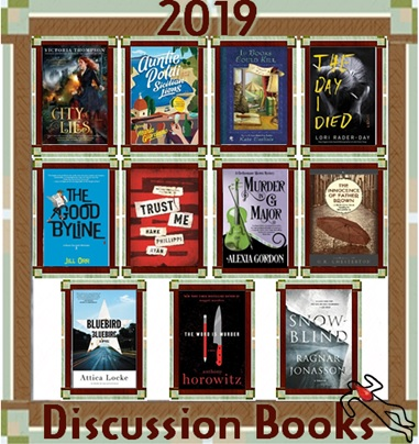 MAF Book List 2019 graphic