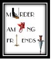 Murder Among Friends logo