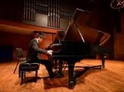 Piano concert graphic