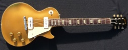 les paul guitar 1955